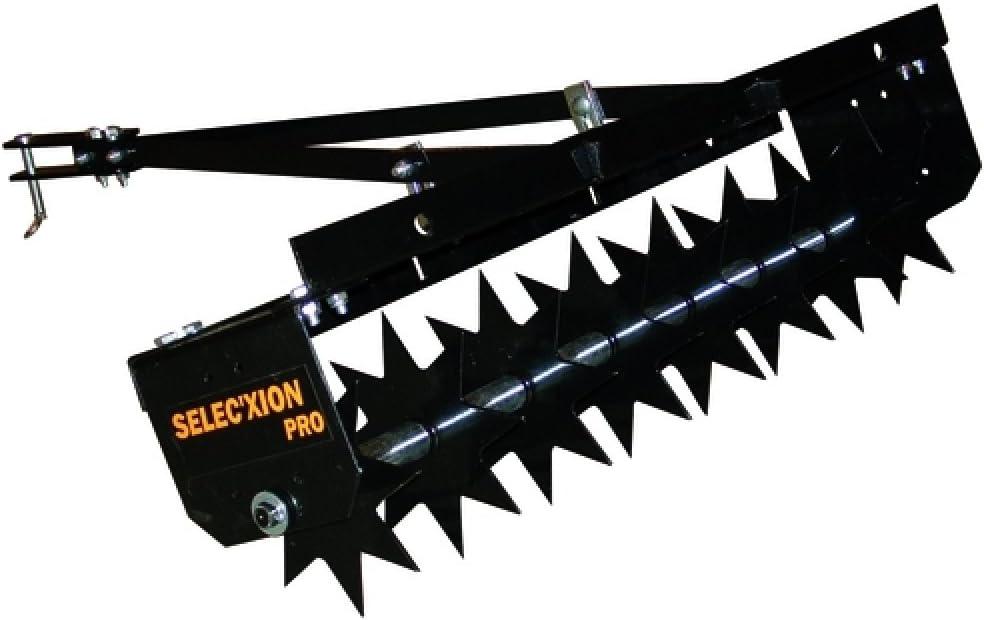 Aireador de césped para autoalcance, 1 metro