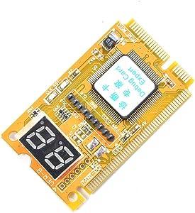 Comimark 1Pcs Mini 3 in1 PC Laptop Analyzer PCI PCI-E LPC Tester Diagnostic Post Test Card