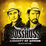 The Bosshoss: Liberty Of Action (Black Edition) (Audio CD)
