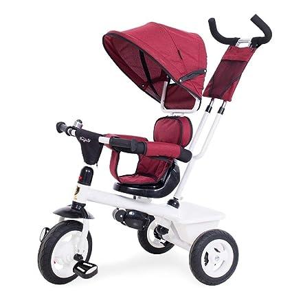 Mjd Cochecitos Triciclo para niños Desgaste de absorción ...