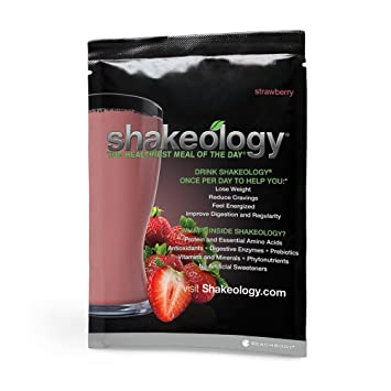 Amazon.com: shakeology Fresa 24 paquetes individuales en una ...