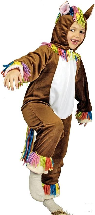 Disfraz de Animales Caballo para niños – Crédito Caballos Disfraz ...