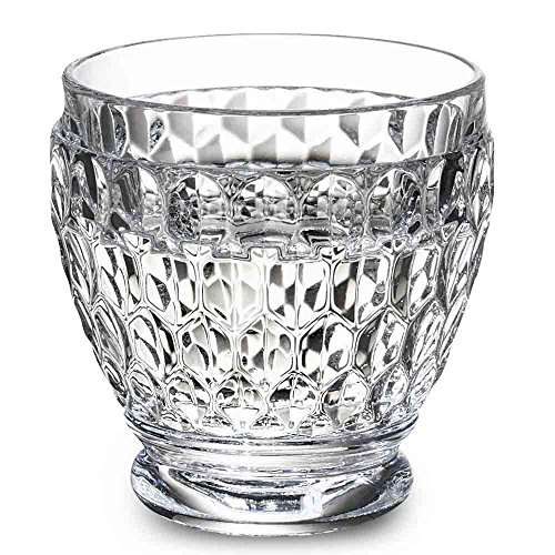Boston Clear Shot Glass Set of 4 by Villeroy & Boch  - 2.5 (Crystal Chalice)