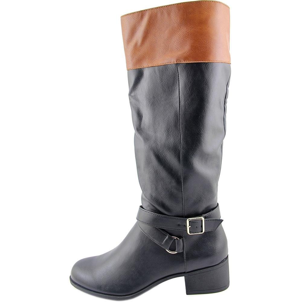 9960cf5192cb Synthetik Sohle Schacht misst ungefähr 15 von Bogen Plattform misst  ungefähr 0.25. Stil  Fashion Boots Stiefel Öffnungsumfang  14. Schließung  Typ  Zip