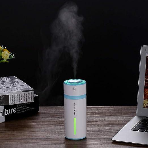 Purificador de aire humidificador para coche Bleu: Amazon.es: Hogar