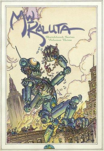 Download Michael WM. Kaluta Sketchbook Series Volume 3 (Michael Kaluta) PDF