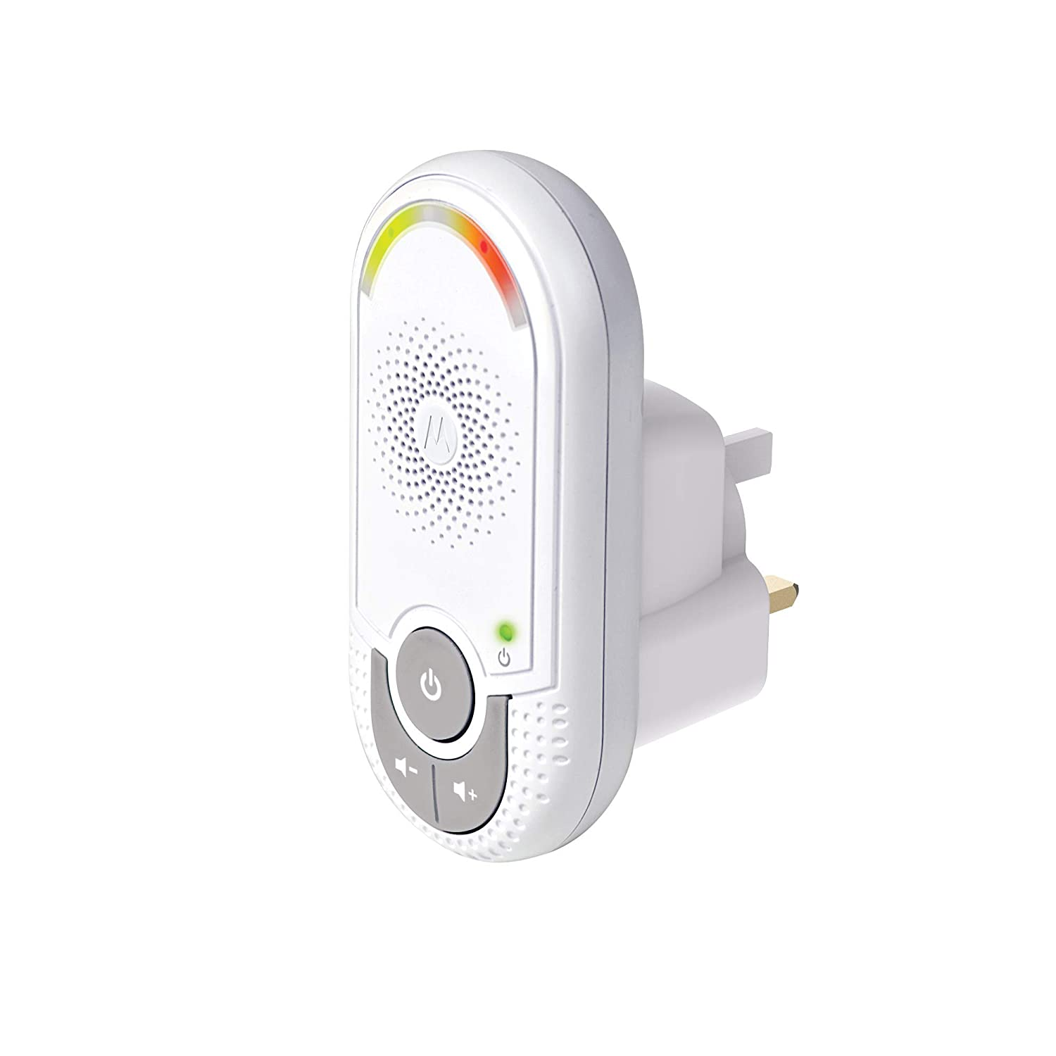 Brand New Motorola MBP8 Digital Audio Baby Monitor With Night Light