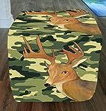 Deer Ottoman From My Art