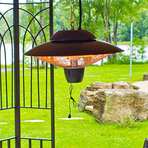 Ener-G-IndoorOutdoor-Ceiling-Electric-Patio-Heater-Black