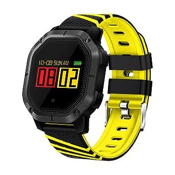 UKCOCO K5 Smart Watch IP68 Impermeable Nadar podómetro ...