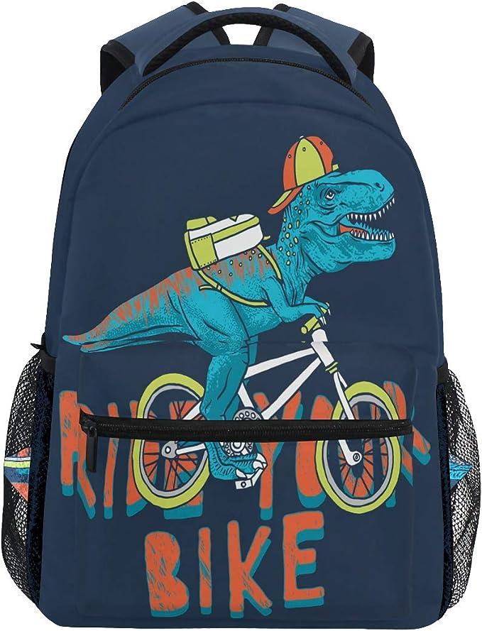 Mochila de Viaje con Estampado de Vector de Dinosaurio para ...