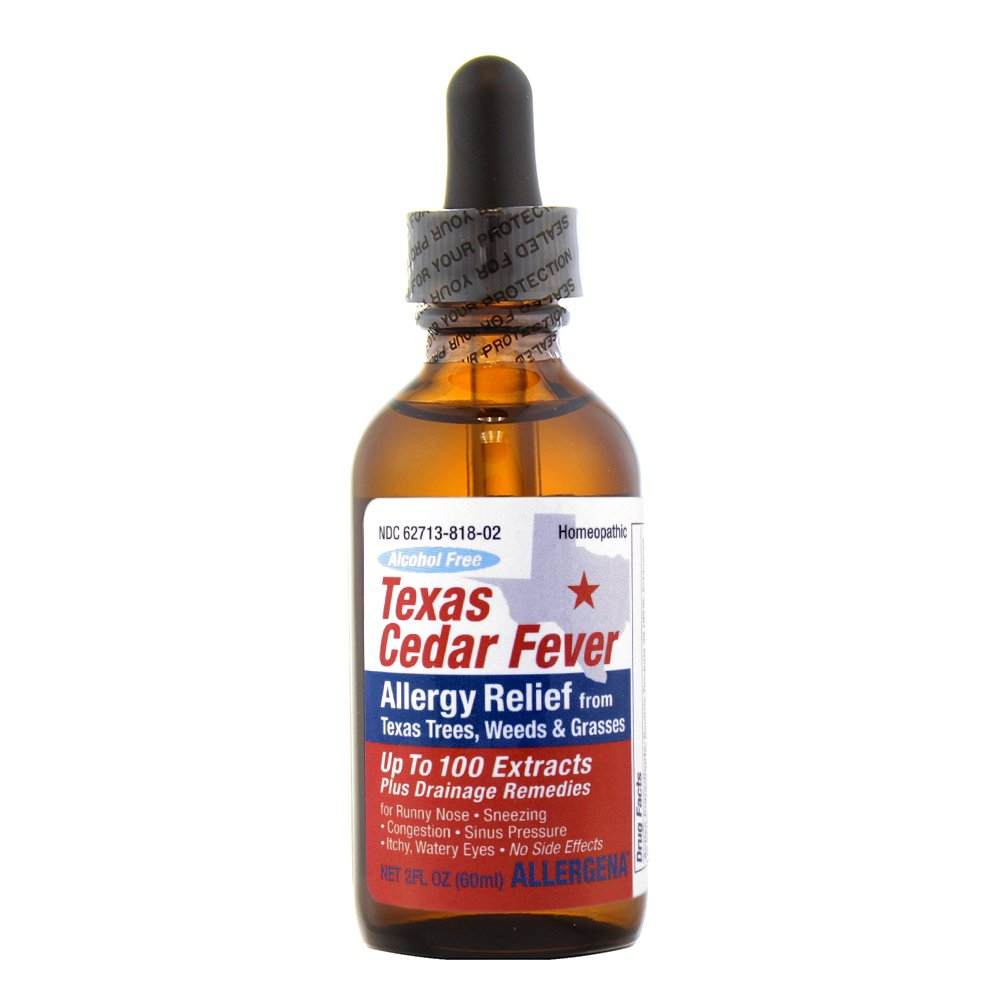 Allergena Texas Cedar Fever (2 Ounce) by Allergena