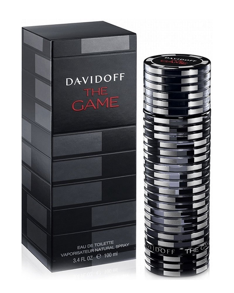Davidoff The Game Eau de Toilette - 100 ml Coty DAVIDOFF-186805 3F62702_-100 ml