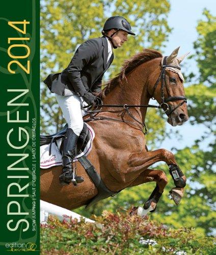 springen-2014-pferdesport-kalender-39x46-cm