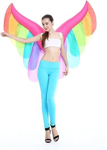 Amazon.com: Disfraz inflable de varios diseños para adulto ...