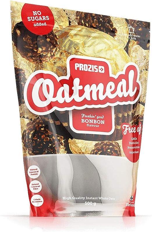 Prozis Oatmeal, Bonbon - 500 gr: Amazon.es: Salud y cuidado personal