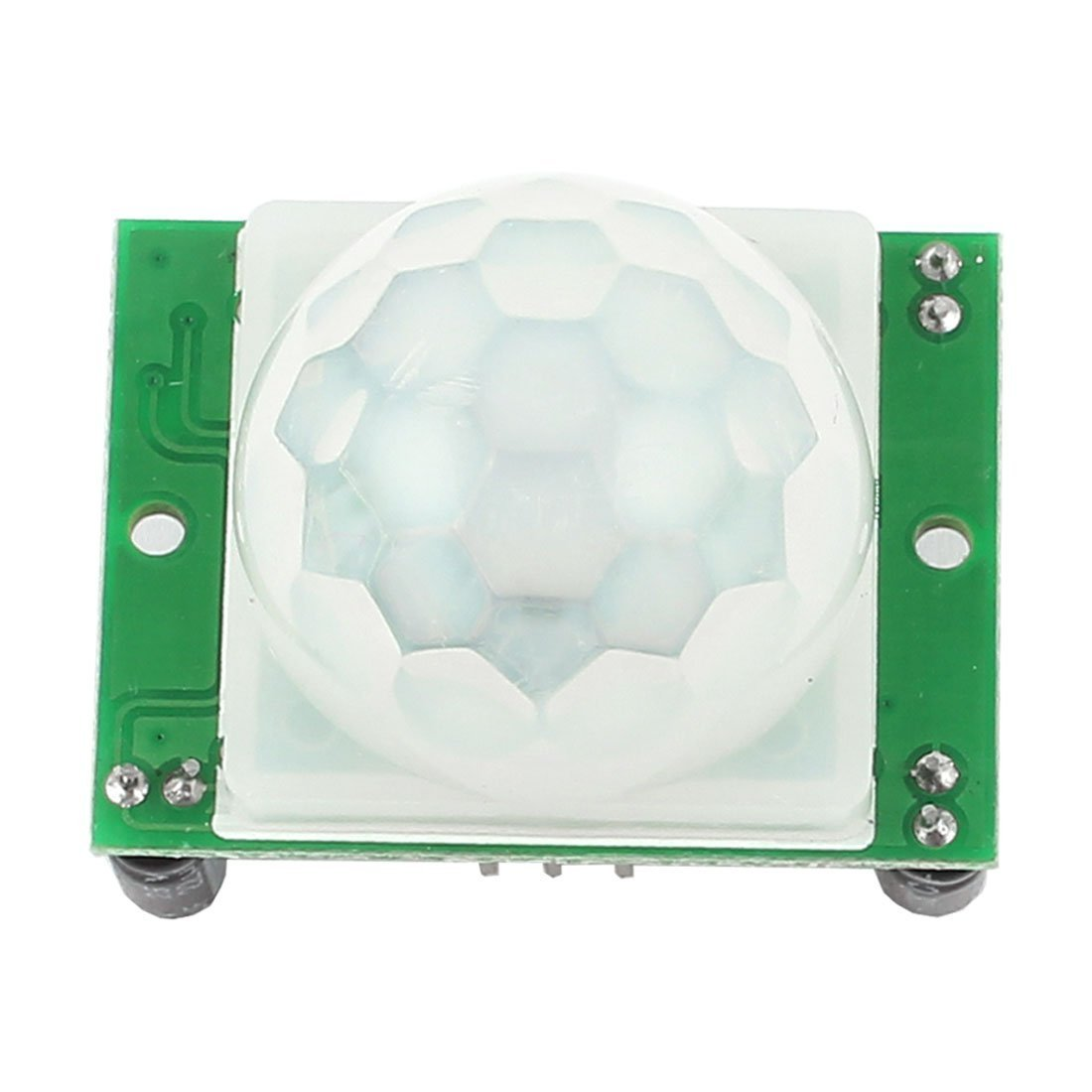 Amazon.com: DealMux Ajuste IR Pyroelectric PIR Motion Sensor Detector Módulo HC-SR501: Car Electronics