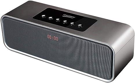 ZWMM Altavoces Ordenador,Barra Sonido Pc Barra De Sonido Bluetooth HI-FI Calidad De Sonido Bluetooth
