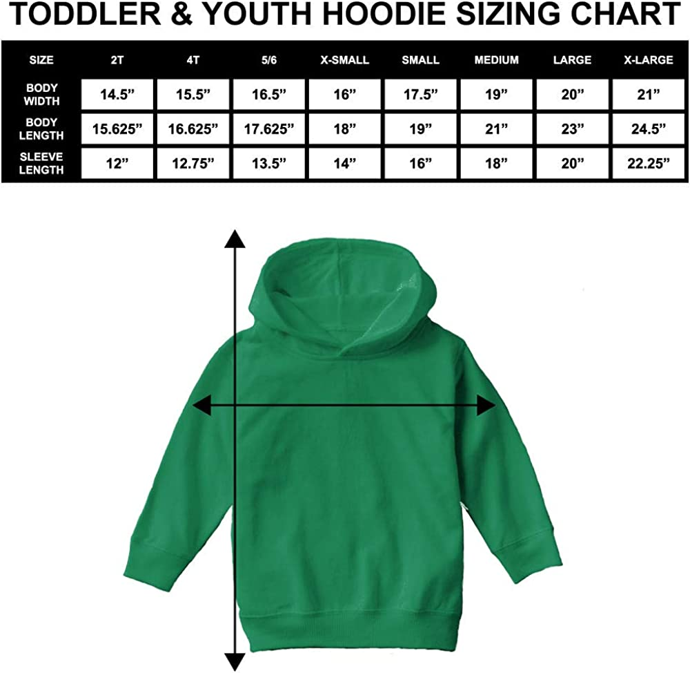 Black, Medium Youth Birthday Trooper Video Game Just Build Toddler//Youth Fleece Hoodie