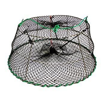 Image of KUFA Tower style prawn trap (Size:ø30'x ø20'x 12'H),Stretched Mesh size:1-1/4' Bait Traps