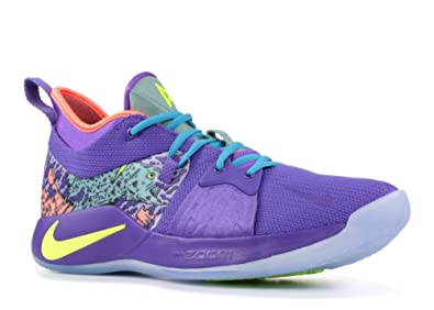fe35fad1d657 Nike PG 2 MM Mens Fashion-Sneakers AO2986-001 7.5 - Cannon