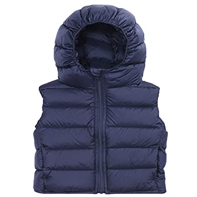 cc29e3ce4 Amazon.com  Nanny McPhee Baby Vest Unisex Baby Boys Girls Puffer ...