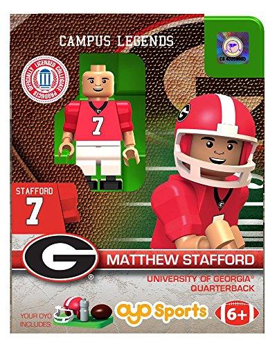 Matt Stafford OYO Generation 1 G1 Series 1 Georgia Bulldogs NCAA LE Mini ()