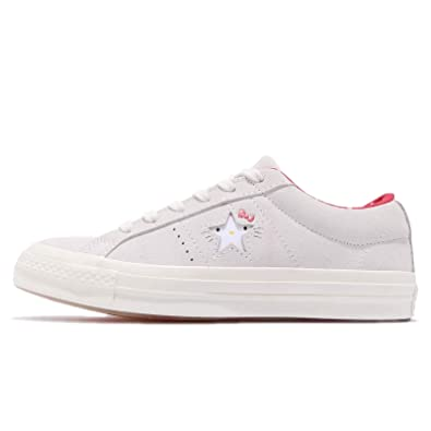 Image Unavailable. Image not available for. Color  Converse Men s Hello  Kitty One Star ... 1abf1ac0e