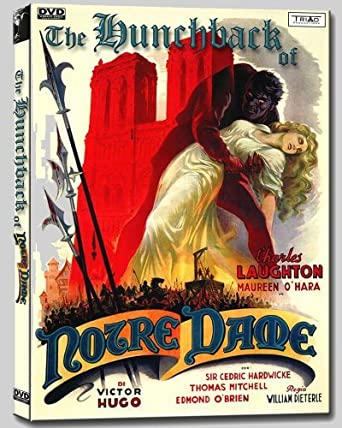 The Hunchback of Notre Dame by Charles Laughton: Amazon co