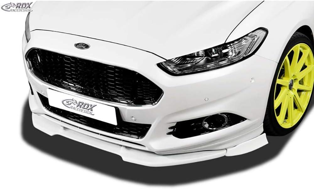 RDX Frontspoiler VARIO-X Mondeo ST-Line 2014 Frontlippe Front Ansatz Vorne Spoilerlippe