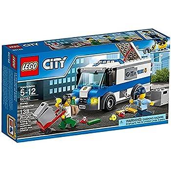 Amazon Lego City Police Money Transporter Toys Games