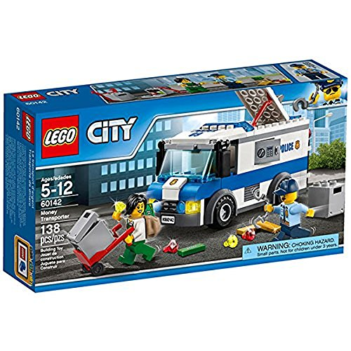 LEGO City Police - Money Transporter