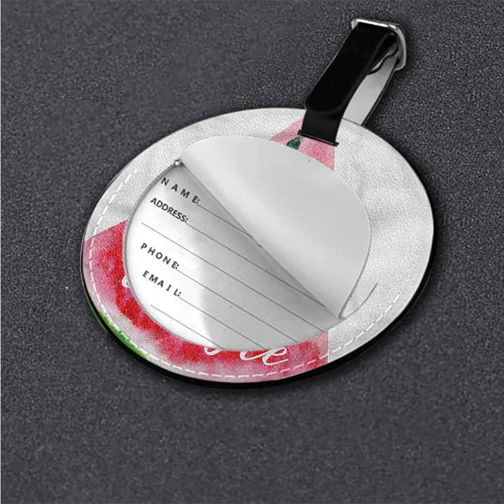 Favorite brand luggage tags Fitness,Lifestyle Quote Icons Romantic