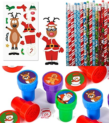 Christmas Stocking Stuffer Toy Assortment