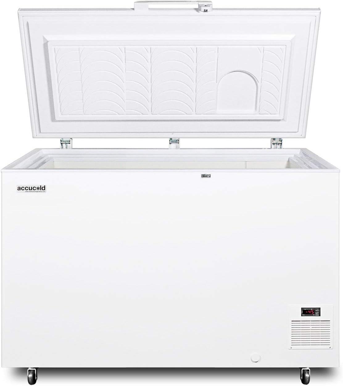 White Summit EL31LT Chest Freezer