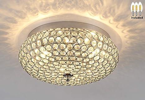 Amazon.com: Amabao - Lámpara de techo para dormitorio, sala ...