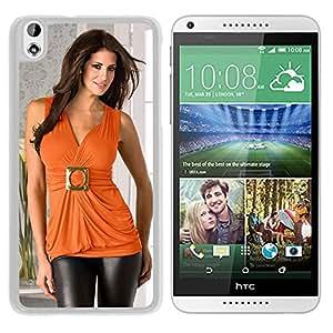 New Custom Designed Cover Case For HTC Desire 816 With Hope Dworaczyk Girl Mobile Wallpaper(13).jpg
