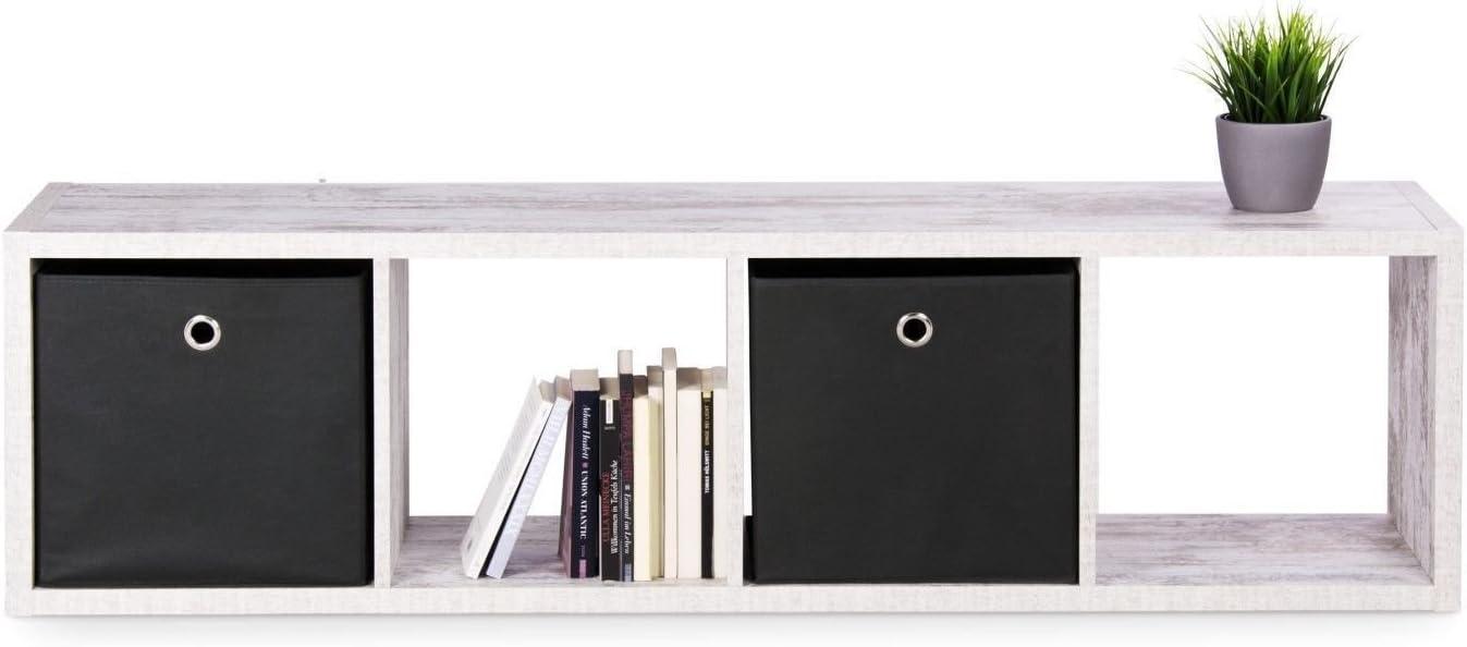 Raumteiler Regal Regalsystem CLARK  S/äulenregal 38 x 141 x 33 cm Fresko