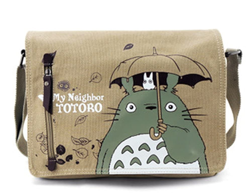 Maggift Anime Cute My Neighbor Totoro Shoulder Messenger Hand shoulders Cosplay Bag BC26854