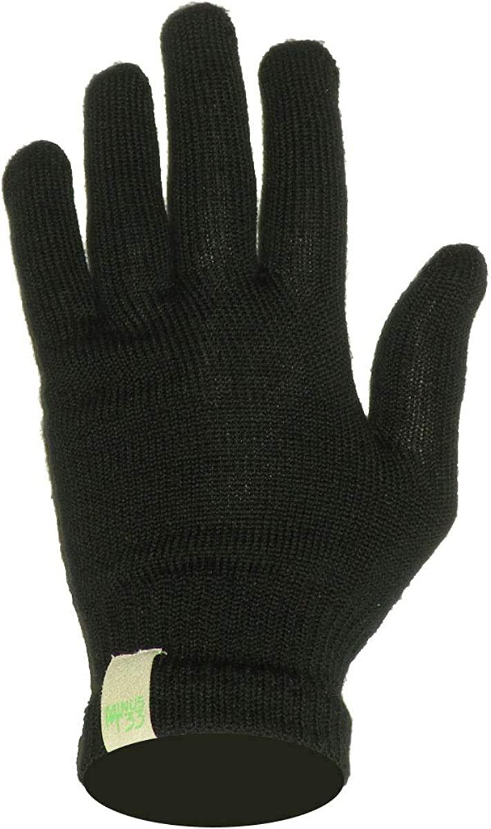 Minus33 Merino Wool 3600 Glove Liner: Clothing