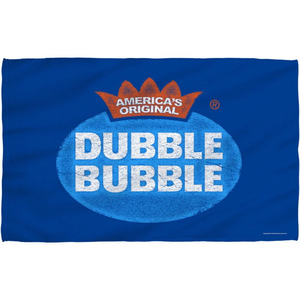 2Bhip Dubble Bubble Candy chicle estilo Vintage Logo toalla Variaciones, 100% poliéster, multicolor, BEACH 36x58: Amazon.es: Hogar