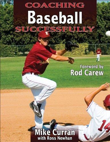 Download Coaching Baseball Successfully (Coaching Successfully Series) pdf epub