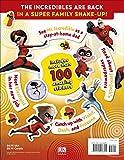 Ultimate Sticker Book: Disney Pixar: The Incredibles 2 (Ultimate Sticker Books)