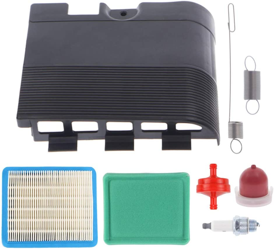 New Air Filter Cover 692298 for B /& S Models 281340 281288 and 281069