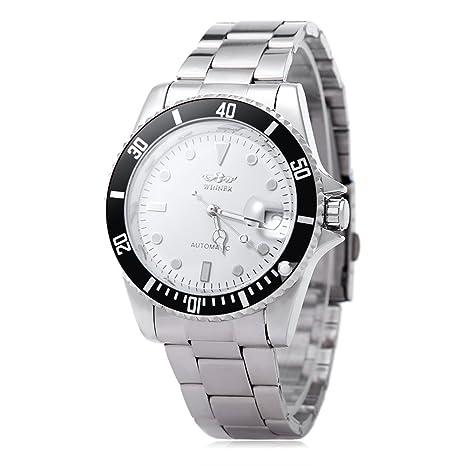 Leopard Shop Winner W042602 #7 - Reloj de pulsera automático para hombre,