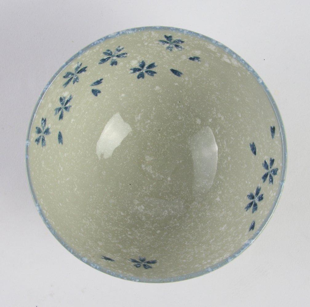 STAR Characters Pottery 小雪 Cherry 大平 Rice Bowl Blue