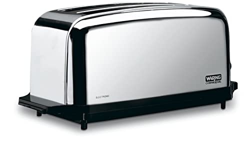 Waring-Two-Compartment-Pop-Up-Toaster-(extra-long-and-extra-wide)