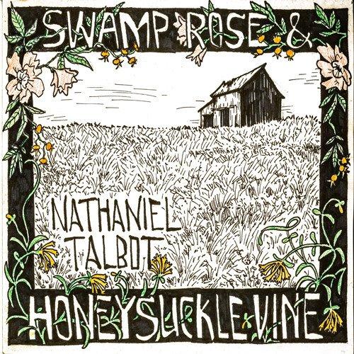 Swamp Rose and Honeysuckle Vine