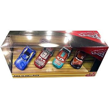 Disney Pixar Cars 3 - Race to Win 4 pack