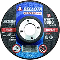 Bellota 50351-125 - DISCO ABR. PROF.D.METAL DURO 125